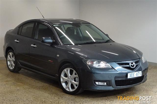 2008 mazda 3 sp23 bk series 2 sedan for sale in geelong. Black Bedroom Furniture Sets. Home Design Ideas