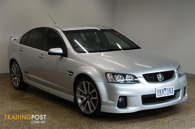 2011 Holden Commodore Ss V Ve Series Ii Sedan For Sale In Geelong