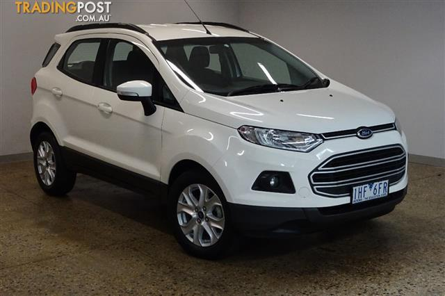 2016 ford ecosport trend bk wagon for sale in geelong vic 2016 ford ecosport trend bk wagon. Black Bedroom Furniture Sets. Home Design Ideas