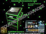 Mega-Soundz Touch Screen  Karaoke Jukebox Hire Perth