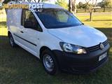 2014  VOLKSWAGEN CADDY TSI160 RUNNER 2K MY15 3D VAN