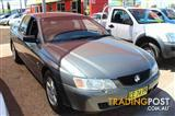 2004 HOLDEN CREWMAN  VYII CREW CAB UTILITY