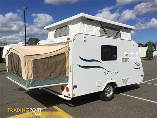 Elegant 2013 Jayco Expanda For Sale  Caravan Camping Sales