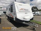 JAYCO STARCRAFT OUTBACK INDEPENDENT COIL SUSPENSION