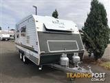 2002 Regal Deluxe comfort Tourer Caravan
