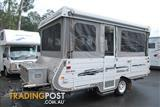 Goldstream Crown camper