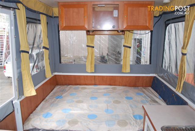 Wonderful 2016 Goldstream 1800 Bunk ST Caravans In Queensland