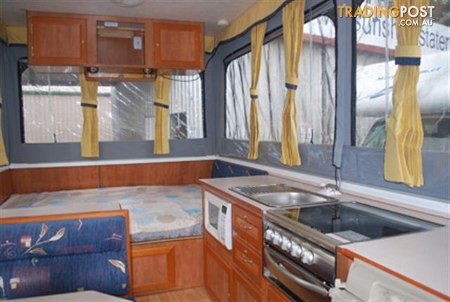 Excellent Goldstream Crown Camper For Sale In Warana QLD  Goldstream Crown
