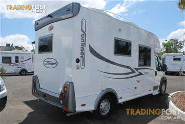 Popular  Motorhome For Sale In Warana QLD  2005 Iveco Easylife Motorhome
