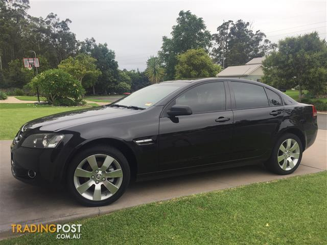 2010 holden commodore ve international review