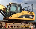 2007 Caterpillar 320DL Excavator