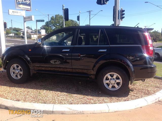 2010 GREAT WALL X240 (4x4) CC6461KY 4D WAGON for sale in Warwick QLD 2010 GREAT WALL X240 (4x4 ...