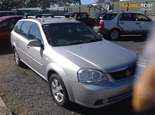 2009 Holden Viva Jf My09 4d Wagon For Sale In Warwick Qld 2009