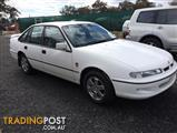 1996 HOLDEN COMMODORE ACCLAIM VS 4D SEDAN