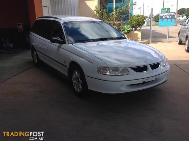 1998 holden commodore executive vt 4d wagon. Black Bedroom Furniture Sets. Home Design Ideas
