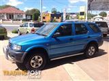 1999 HOLDEN FRONTERA S (4x4) MX 4D WAGON