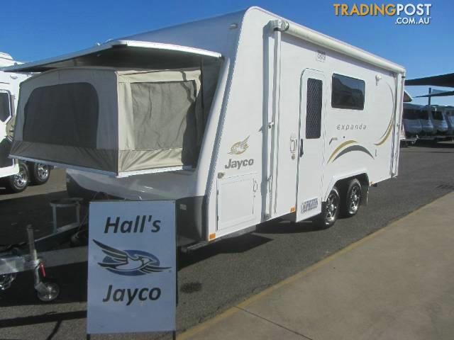 Awesome 2009 JAYCO EXPANDA OUTBACK For Sale  Trade RVs Australia