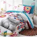 character - single doona covers and matching pillow cases -