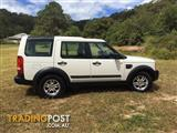 2007 Land Rover Discovery 3 S Auto 4x4