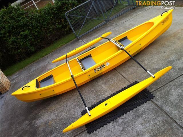 Finn Reflection Canoe For Sale In Sydney Nsw Finn