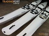 Endorfinn LIGHT WEIGHT Surf Ski with Fibreglass Paddle