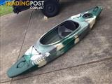 Grifinn Surf, Fishing and Flat water Kayak