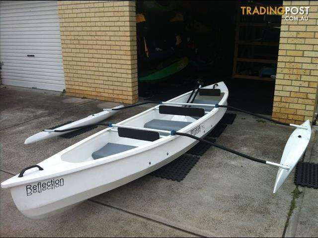 Finn Reflection 3 Man Canoe For Sale In Sydney Nsw Finn