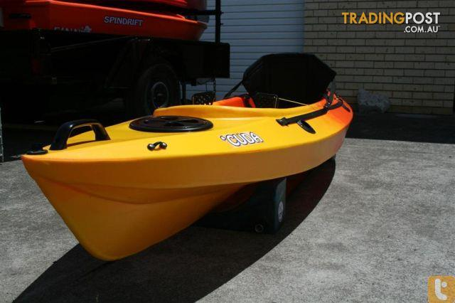 Cuda fishing kayak for sale in sydney nsw cuda fishing kayak for Fishing kayaks for sale near me