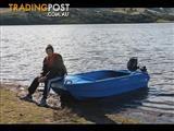 3m 10 foot Spindrift Dinghy Catamaran hull