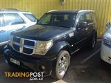2007 Dodge Nitro SXT KA MY07 Wagon