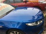 2016 Ford Falcon XR6 FG X Sedan