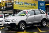 2009 HOLDEN CAPTIVA 5 (4X4) CG MY10 WAGON