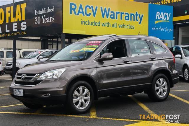 2011 Honda CR V Sport RE Wagon for sale in Ringwood VIC