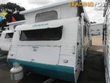2001  JAYCO FREEDOM  17.66-2 POP TOP