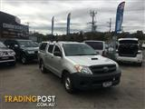 2006 TOYOTA HILUX SR KUN16R 06 UPGRADE DUAL CAB P/UP
