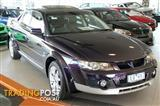 2005 HOLDEN SPECIAL VEHICLES AVALANCHE XUV Y Series II Upd UTILITY