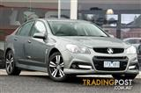 2015 HOLDEN COMMODORE SV6 STORM VF SEDAN