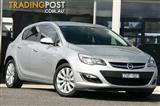 2012 OPEL ASTRA SELECT AS HATCHBACK