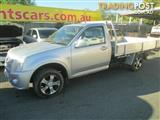 2006 Holden Rodeo DX RA MY06 Upgrade Utility