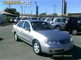 2005 Nissan Pulsar ST-L bank cheque Sedan
