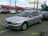 2002 Mitsubishi Magna LE bank cheque Sedan