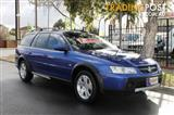 2005 HOLDEN ADVENTRA CX6 VZ 4D WAGON
