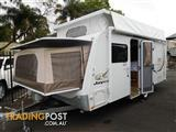 2009  JAYCO EXPANDA  16-49 No 2 POP TOP