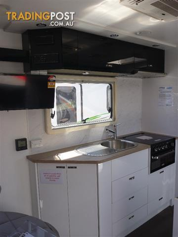 Beautiful Goldstream RV 1200 Series Mini Off Road Pop Top For Sale In Pakenham
