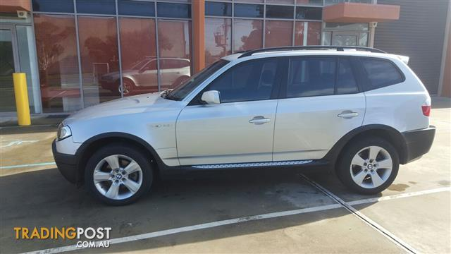 2004 BMW X3 3.0i E83 4D WAGON for sale in Ardeer VIC | 2004 BMW X3 ...
