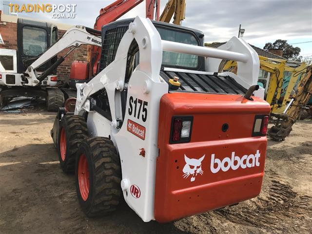 Bobcat S175  Skid Steer Loader