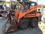 Toyota 3SDK8 Skid Steer Loader