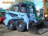 Bobcat TCM 608 skid steer loader