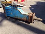 TOKU 5M hydraulic hammer breaker