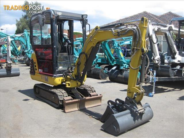 Caterpillar 301.8CR Excavator